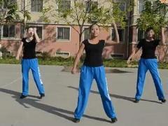 舞动旋律2007健身队《江南style》原创