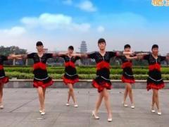 吉美广场舞 在他乡 桑巴