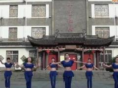 茉莉广场舞 《最炫民族风》 含背面动作分解教学