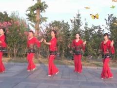 抚州左岸风情广场舞 歌在飞 编舞:惠汝 制作:语蝶