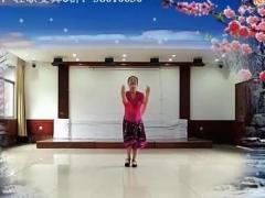 馨梅广场舞《姑娘》附教学版 李姐制作