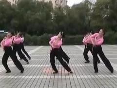 高安子君广场舞《我的祖国》