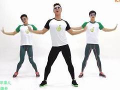 王广成广场舞 《小苹果》 健身舞蹈
