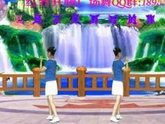 红乔开心广场舞 《曾经让我幸福的你》 编舞青儿 制作蝴蝶兰
