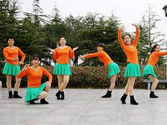 茉莉广场舞 《主要看气质》 DJ恰恰健身操 含背面动作教学