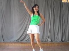 舞媚娘广场舞 重要的话说三遍 编舞:刘荣,演示:舞媚娘