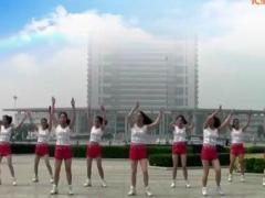 刘荣广场舞 小苹果 正反面及分解