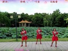 广西柳州彩虹健身队姊妹花亚虎娱乐,亚虎娱乐app,亚虎777娱乐老虎机 《再唱山歌给党听》 编舞 春英