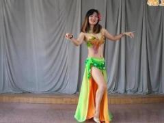 肚皮舞 东方舞 苏菲 演示:舞媚娘