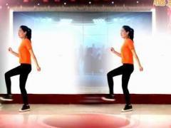 焦佐白雪广场舞《美丽的仙女湾》鬼步弹跳32步