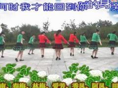 江南雨广场舞 雪山姑娘 祥龙社区