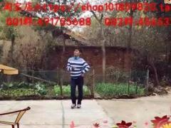 周周老师广场舞 心锁 附教学背面演示 编舞:叶子