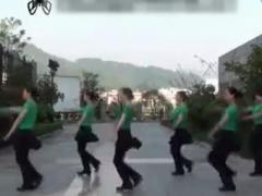 紫蝶踏歌广场舞 恰恰舞后 恰恰舞风格