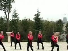 春英广场舞 为你等待 慢三舞曲