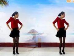 焦佐白雪广场舞 又见山里红 水兵舞简单易学 编舞编辑北京明儿