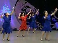 动动广场舞 我爱的人在新疆