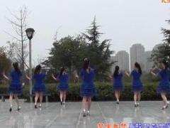 茉莉广场舞 《雪山姑娘》 含分解教学
