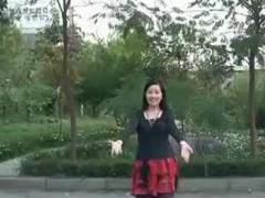 美久广场舞 《有那么一个地方》 新疆舞