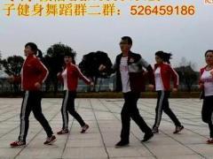 好日子健身舞蹈队 过新年 原创鬼步舞民族风结合版本