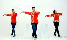 王广成广场舞 最亲的人