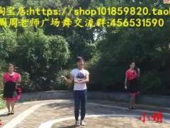 周周老师广场舞 辣妈 团队合作版