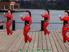 惠汝广场舞 《一曲红尘》 经典作品