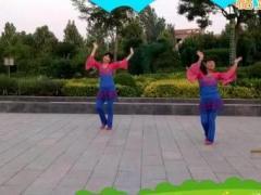 魏县梦之兰广场舞 纳西情歌 习舞 小骨 燕子