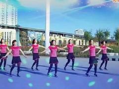 阿中中广场舞 嘟比嘟 合作演教版