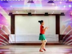 馨梅广场舞《小苹果》附教学版 制作:泉水叮咚