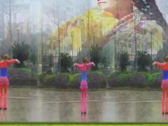 重庆葉子广场舞《雪山姑娘》