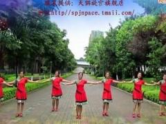 广西柳州彩虹健身队亚虎娱乐,亚虎娱乐app,亚虎777娱乐老虎机 《再唱山歌给党听》 编舞 春英