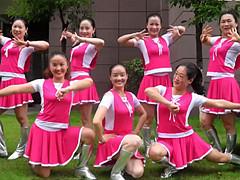 杨丽萍广场舞 《dj想着你的好》32步 含背面动作分解教学