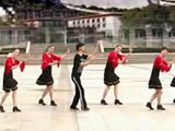 阿中中广场舞 祝福西藏