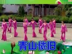 阿中中广场舞《五月来看花》聆动广场舞