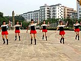 最新凤凰香香广场舞 《自己美》 正反面
