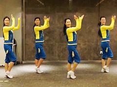 応歌燕舞南京队 《长笛》 含背面分解教学