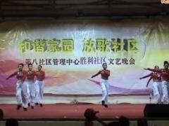 舞动旋律2007广场舞 健身操表演串烧