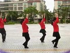 阿中中广场舞《月光族的泪》