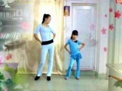 凤凰香香广场舞 《无奈的思绪》 含背面分解教学