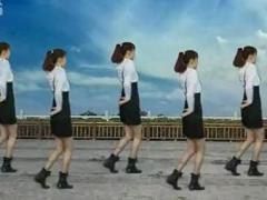 凤凰香香广场舞《小小姑娘》