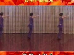 応子广场排舞 《轻舞飞扬》 含背面分解教学