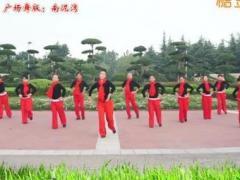 中油四季广场舞 《红歌南泥湾》 含背面分解教学