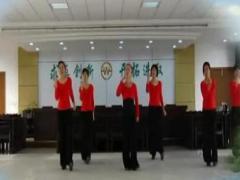 阿中中广场舞《我们一起嗨》教学