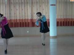 格格广场舞 《今生相爱》 背面教学