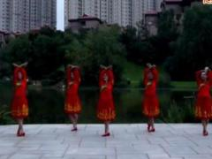 応歌燕舞南京队 《绣满霞光的蒙古袍》
