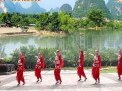 重庆叶子亚虎娱乐,亚虎娱乐app,亚虎777娱乐老虎机《踩着我的节拍跳起来》印度舞 附分解和背面演示
