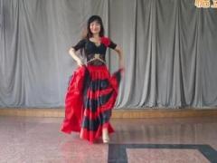 舞媚娘广场舞 浓情西班牙 西班牙大摆裙舞