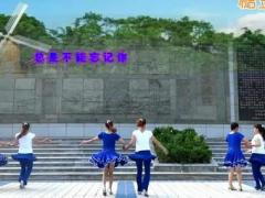 蝶依广场舞 《粉红色的回忆》七夕特辑 22步 双人对跳舞 含背面分解教学