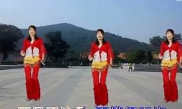 凤凰香香广场舞《一曲红尘》