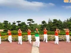 舞动旋律2007健身队 气质迷倒人 原创健身操